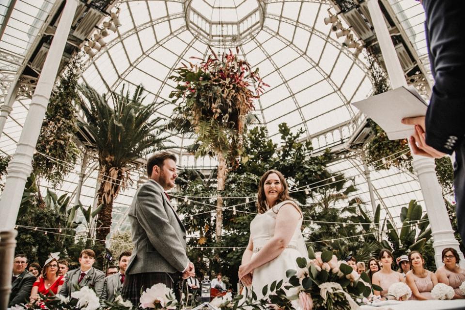 wedding ceremony sefton