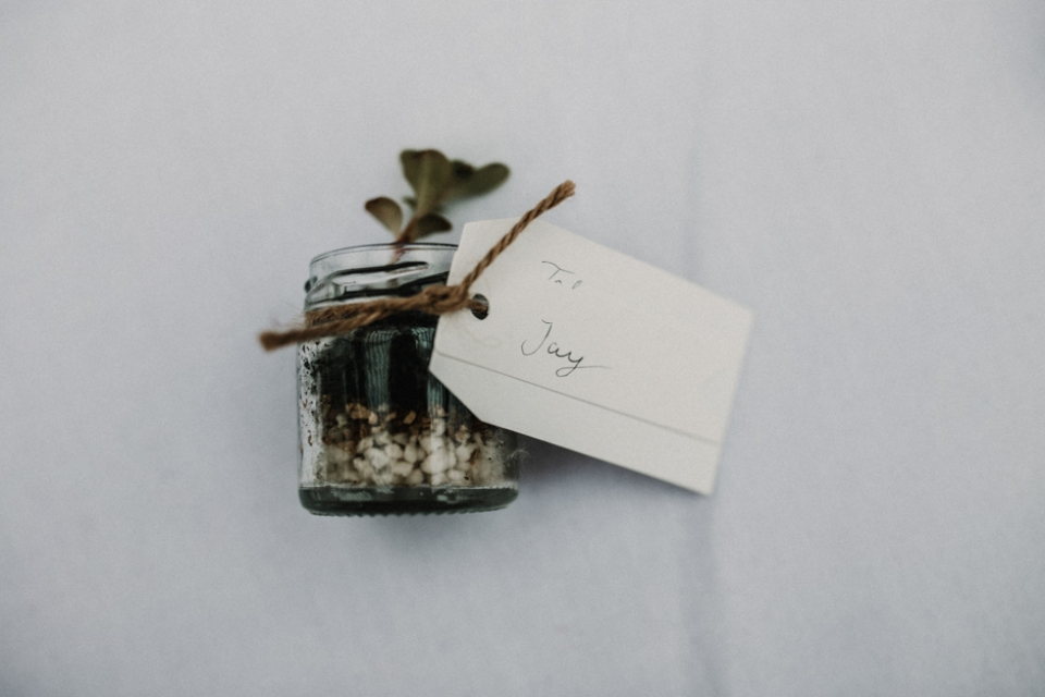 wedding favours , botanical , sefton park