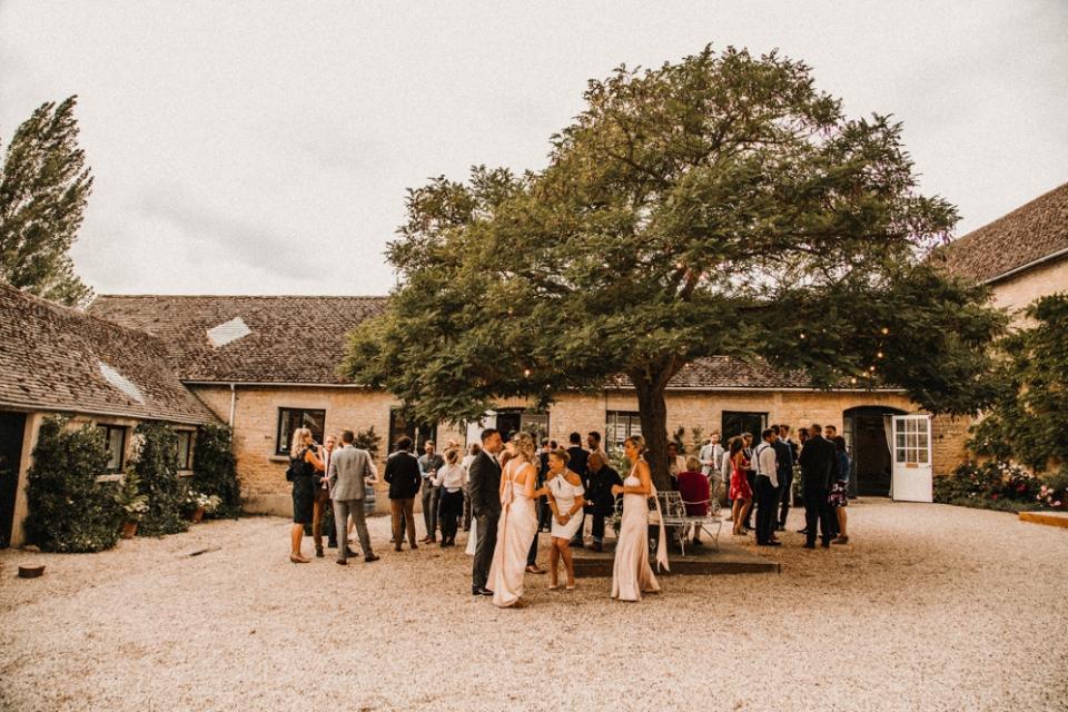 Morris court wedding venue