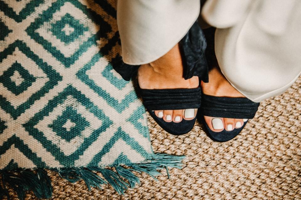 jimmy choo wedding shoes , something blue