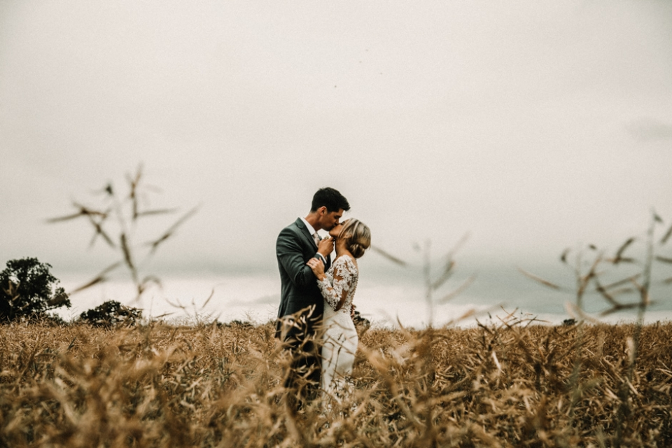 golden cornfields wedding photography