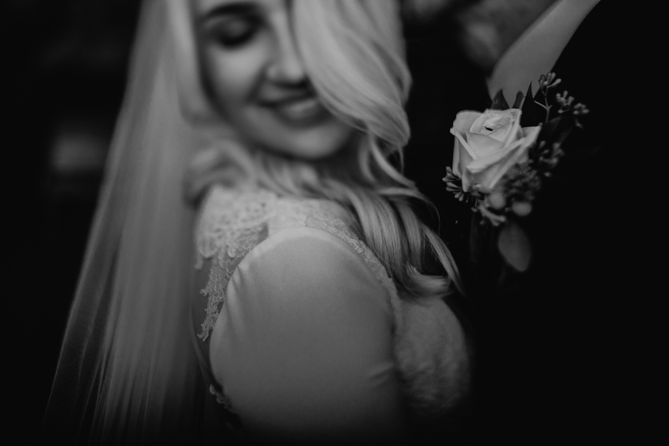 black and white couple photography Iscoyd park