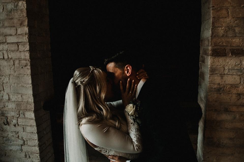 Shropshire wedding venue portraits