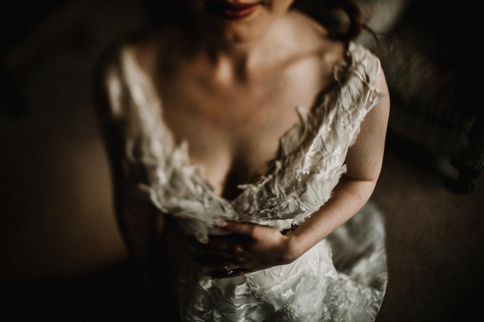 beautiful raw wedding photography