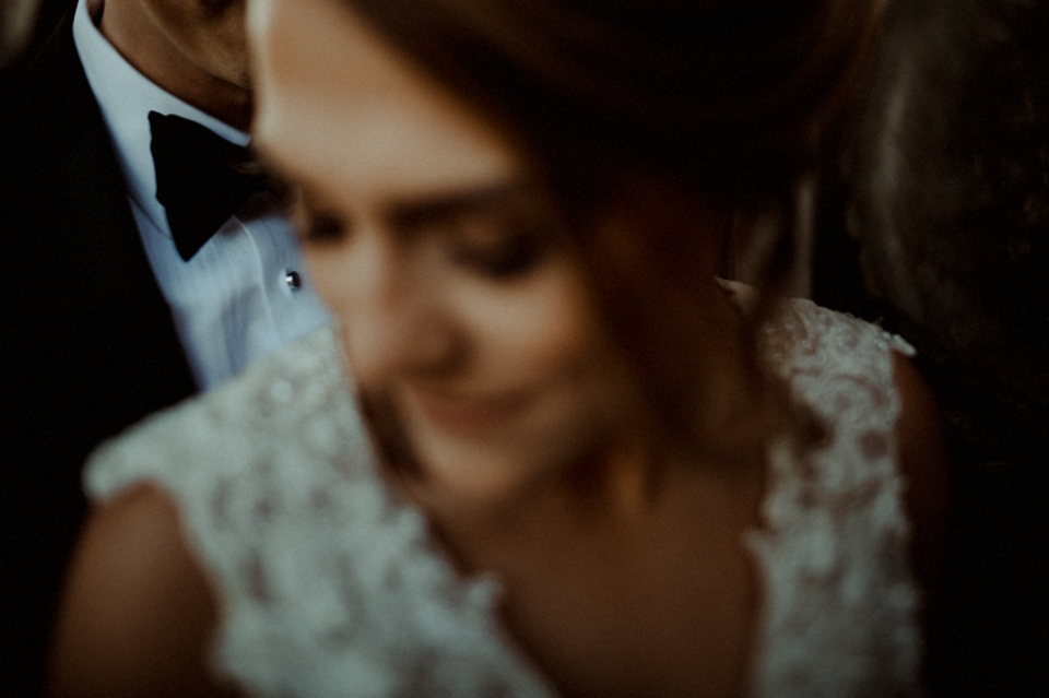 Freelensed creative wedding photography