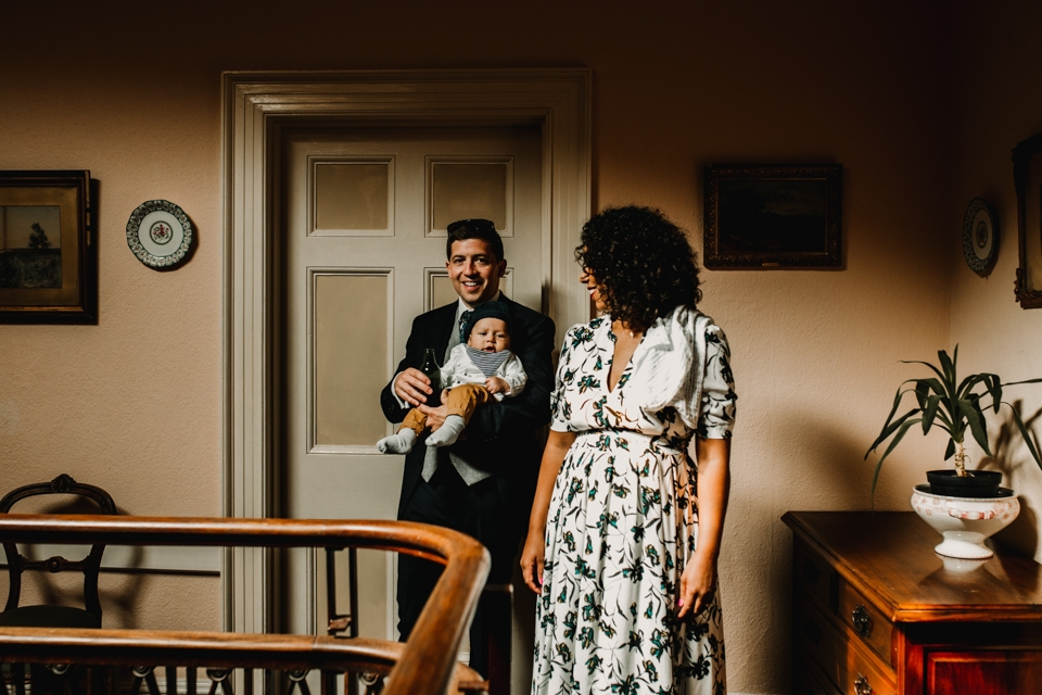 family intimate weddings in devon
