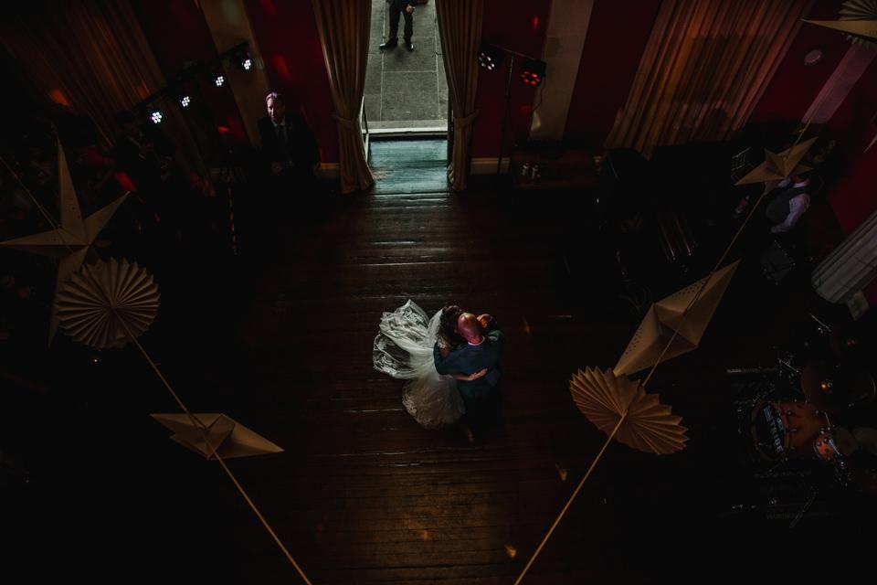 first dance , devon wedding buckland house