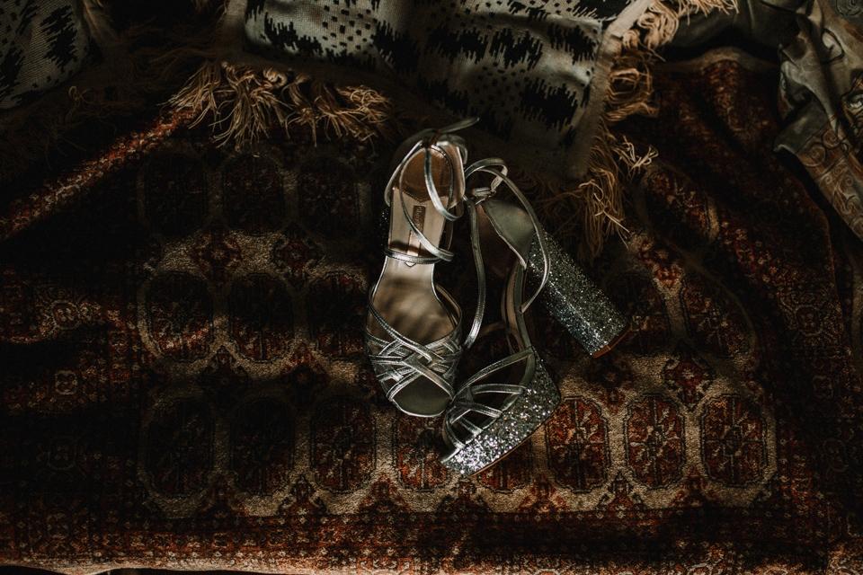 bridal shoes , designer charlotte mills