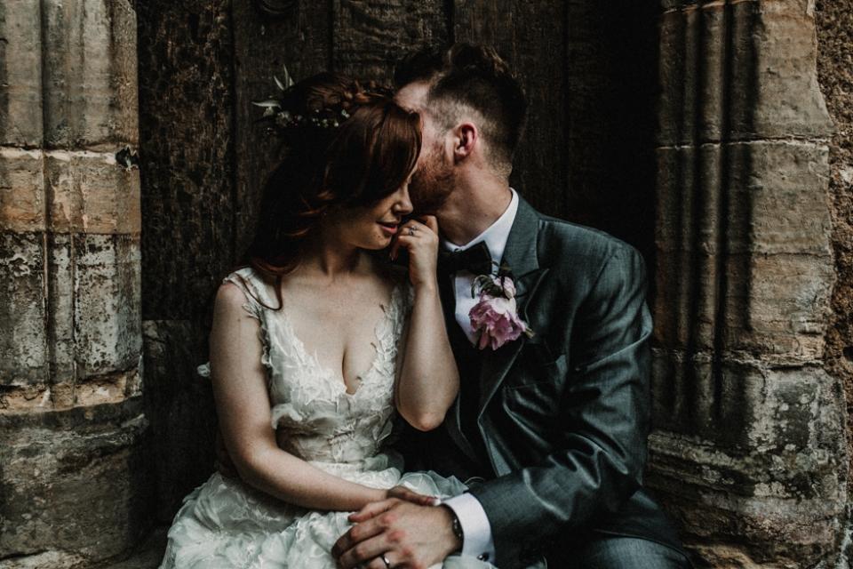 never castle enchanted castle wedding