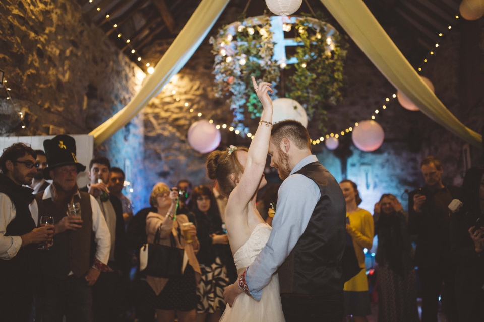 first dance , hafod farm