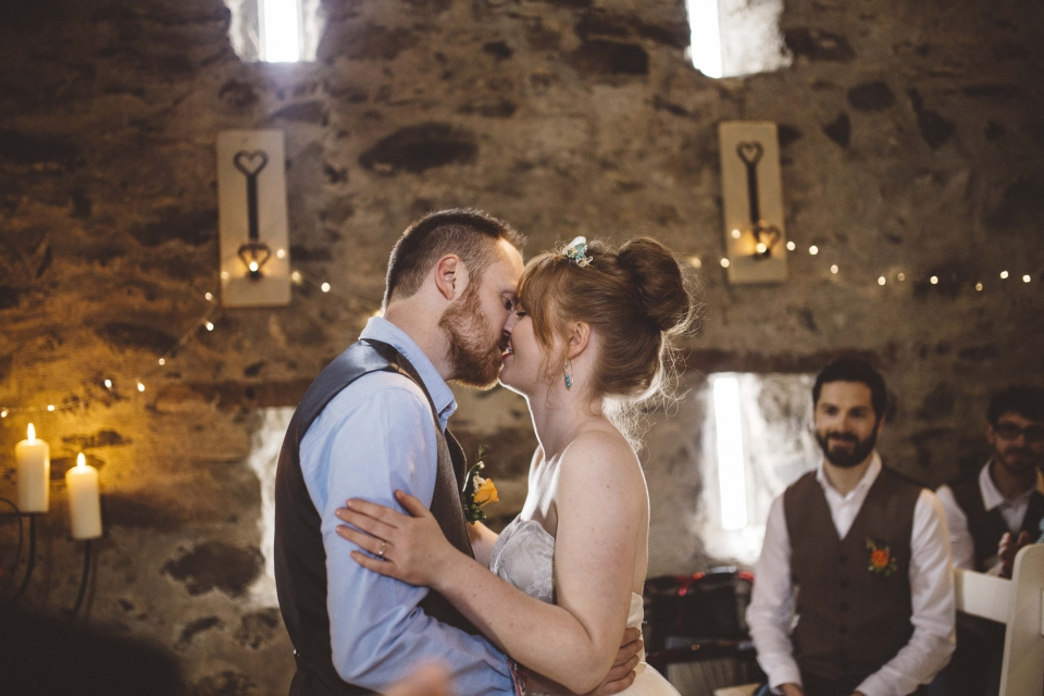 first kiss , hafod farm