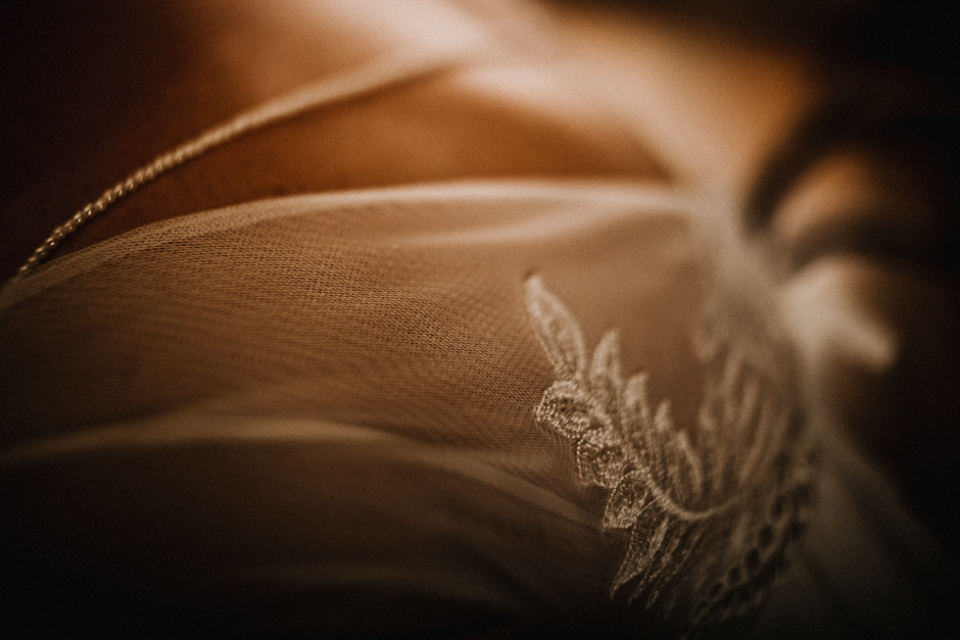 freelensing wedding dress details
