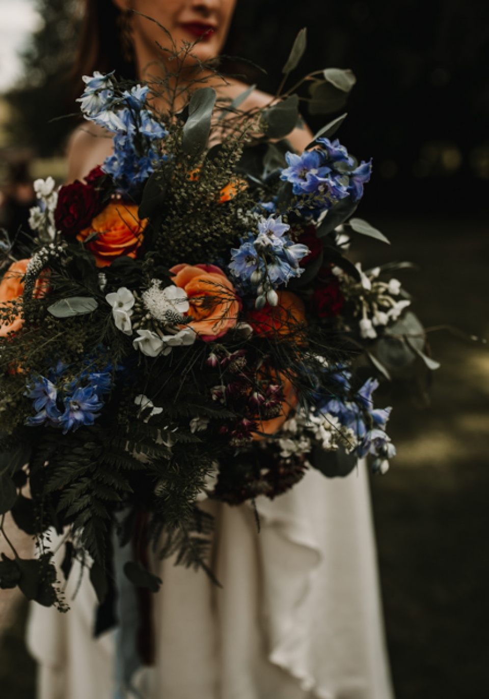 magnificent wedding bouquet