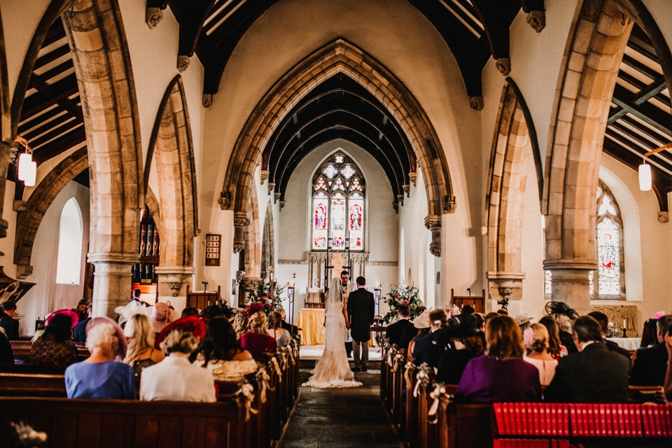 Haversham CHURCH WEDDING CEREMONY