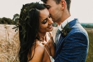 Merris Court wedding photographer - Hayley and Luke